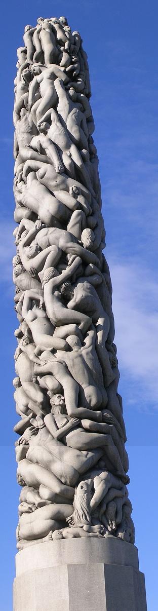 Vigeland Obelisk