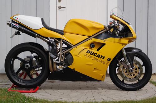Ducati  Fairing Removal